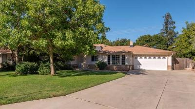 Fresno Single Family Home For Sale: 3769 W Los Altos Avenue