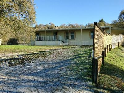 Squaw Valley CA Single Family Home For Sale: $198,000