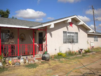 Madera CA Single Family Home For Sale: $265,000