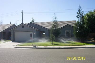 Sanger Single Family Home For Sale: 1857 Rawson Avenue