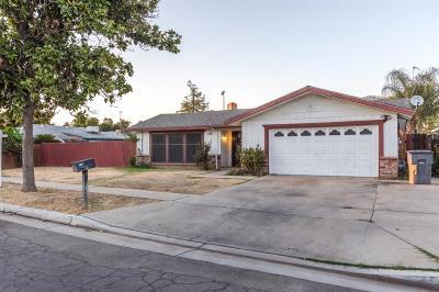 Fresno Single Family Home For Sale: 2468 W San Gabriel Avenue