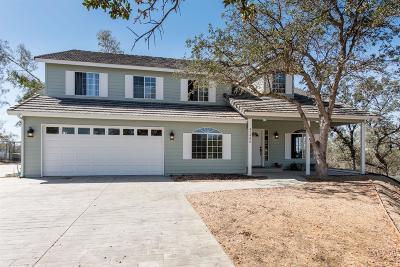 Coarsegold CA Single Family Home For Sale: $449,000