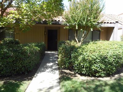 Fresno Condo/Townhouse For Sale: 1807 W Santa Ana Avenue
