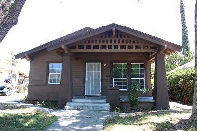Fresno Single Family Home For Sale: 1032 N Thorne Avenue
