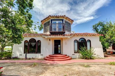 Fresno CA Single Family Home For Sale: $379,000