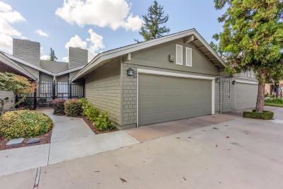 Fresno Condo/Townhouse For Sale: 333 W Bullard Avenue #103