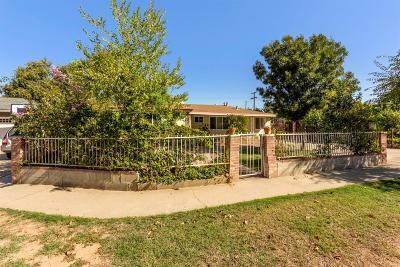 Fresno Single Family Home For Sale: 2617 E Norwich Avenue