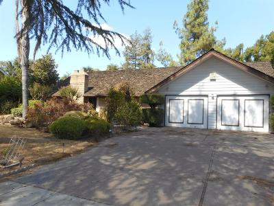 Fresno Single Family Home For Sale: 2594 W Ellery Avenue