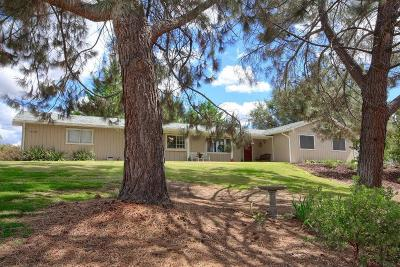 Madera County Single Family Home For Sale: 43172 River Canyon Court