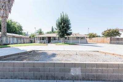 Clovis Single Family Home For Sale: 1420 Minnewawa Avenue