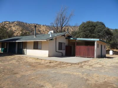 Clovis Single Family Home For Sale: 28682 Pittman Hill Road