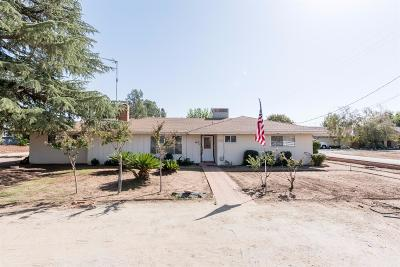 Sanger Single Family Home For Sale: 11709 E Shields Avenue
