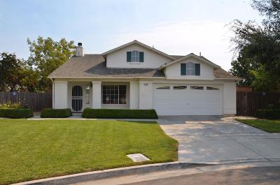 Fresno Single Family Home For Sale: 5682 N Connie Avenue