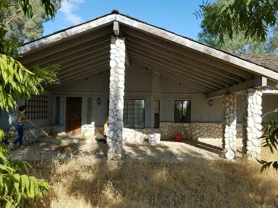 Madera CA Single Family Home For Sale: $265,200