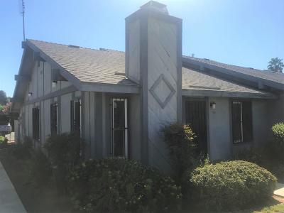 Fresno Condo/Townhouse For Sale: 1027 W Dakota Avenue #118