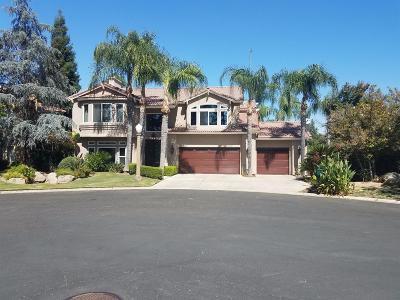 Fresno Single Family Home For Sale: 2526 E Jenny Avenue