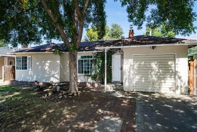 Fresno CA Single Family Home For Sale: $199,900