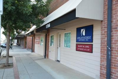 Reedley Commercial For Sale: 1752 11th St