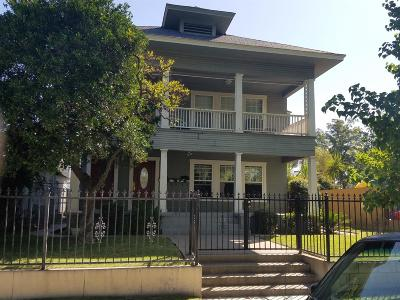Fresno Multi Family Home For Sale: 148 N U Street