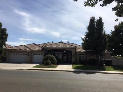 Madera Single Family Home For Sale: 3298 Fairfield Way