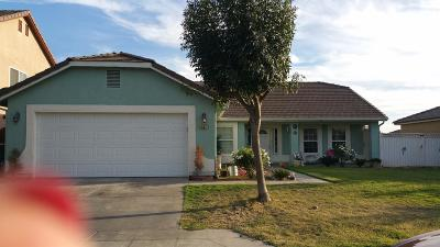 Madera Single Family Home For Sale: 520 Saint Julien Drive
