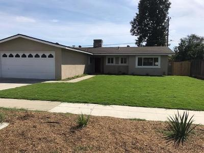 Fresno CA Single Family Home Sold: $209,900