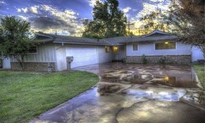 Single Family Home For Sale: 4073 N Tollhouse Road