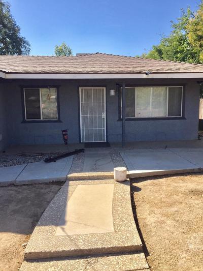 Madera Single Family Home For Sale: 1012 E Kennedy Street