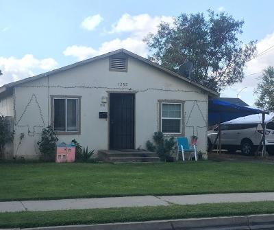 Dinuba Single Family Home For Sale: 1292 E Golden Way