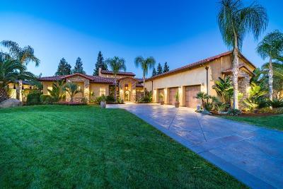 Visalia Single Family Home For Sale: 5136 W Firenze Avenue