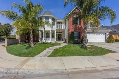 Clovis Single Family Home For Sale: 191 W Serena Avenue