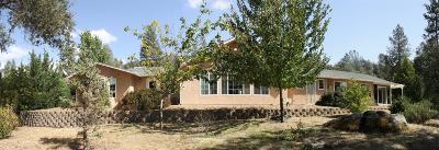 Oakhurst Single Family Home For Sale: 49880 Sierra Robles Drive