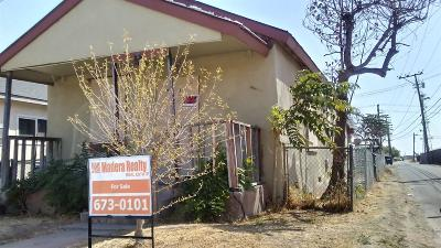 Madera Single Family Home For Sale: 114 Clinton Street
