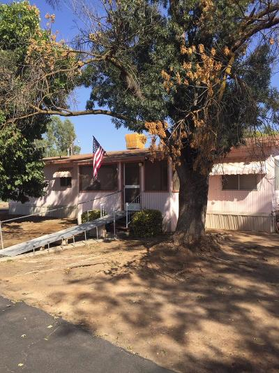 Reedley Mobile/Manufactured For Sale: 6610 Crawford Avenue