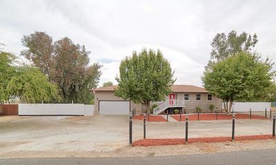 Madera Single Family Home For Sale: 24613 Brook Drive