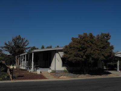 Reedley Mobile/Manufactured For Sale: 1300 W Olson Avenue #154