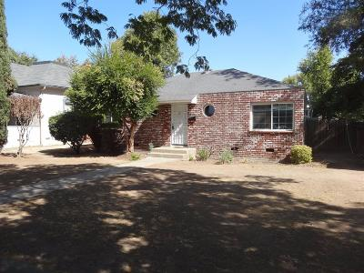 Madera Single Family Home For Sale: 225 S L Street