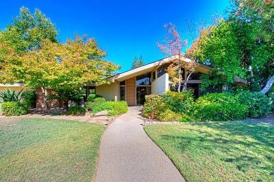 Fresno Single Family Home For Sale: 2742 W San Jose Avenue