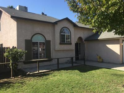Selma Single Family Home For Sale: 2621 Mill Street