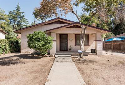 Single Family Home For Sale: 1536 N San Pablo Avenue
