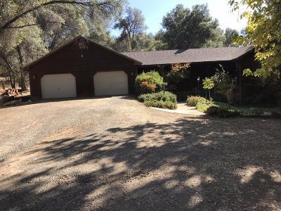 Oakhurst Single Family Home For Sale: 39292 Deer Meadow Court