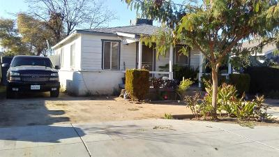 Madera Single Family Home For Sale: 236 Wallace Avenue