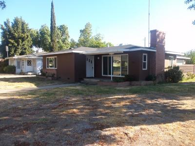 Madera Single Family Home For Sale: 401 Fairview Avenue