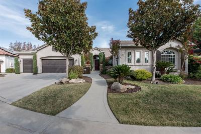Clovis Single Family Home For Sale: 1463 N Hornet Avenue