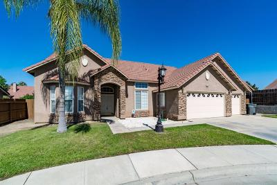 Kerman Single Family Home For Sale: 14176 W G Street