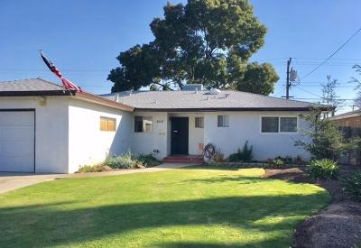 Clovis Single Family Home For Sale: 426 W Keats Avenue