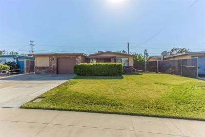 Clovis Single Family Home For Sale: 2574 Crescent Avenue