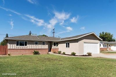 Fresno County Single Family Home For Sale: 5675 E Tarpey Drive