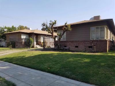 Multi Family Home For Sale: 1278 N Van Ness Avenue