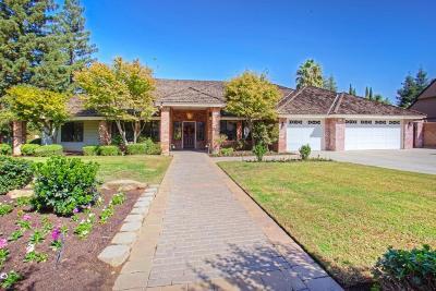 Fresno Single Family Home For Sale: 2756 W Sample Avenue